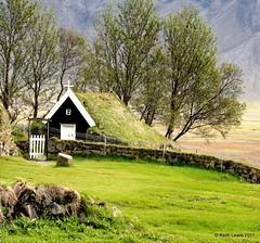 Icelandic Roofs # 2....Nupsstaour  Turf Church (keithhull) Tags: church iceland historic turfchurch nupsstaour absolutelystunningscapes explorewinnersoftheworld