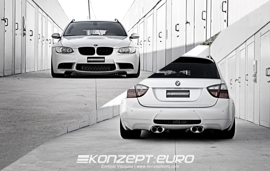 BMW 335i E91 Touring by Art99erformance