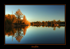 (tozofoto) Tags: autumn trees light shadow lake reflection water colors canon landscape hungary natur zala flickrdiamond tozofoto saariysqualitypictures musictomyeyeslevel1