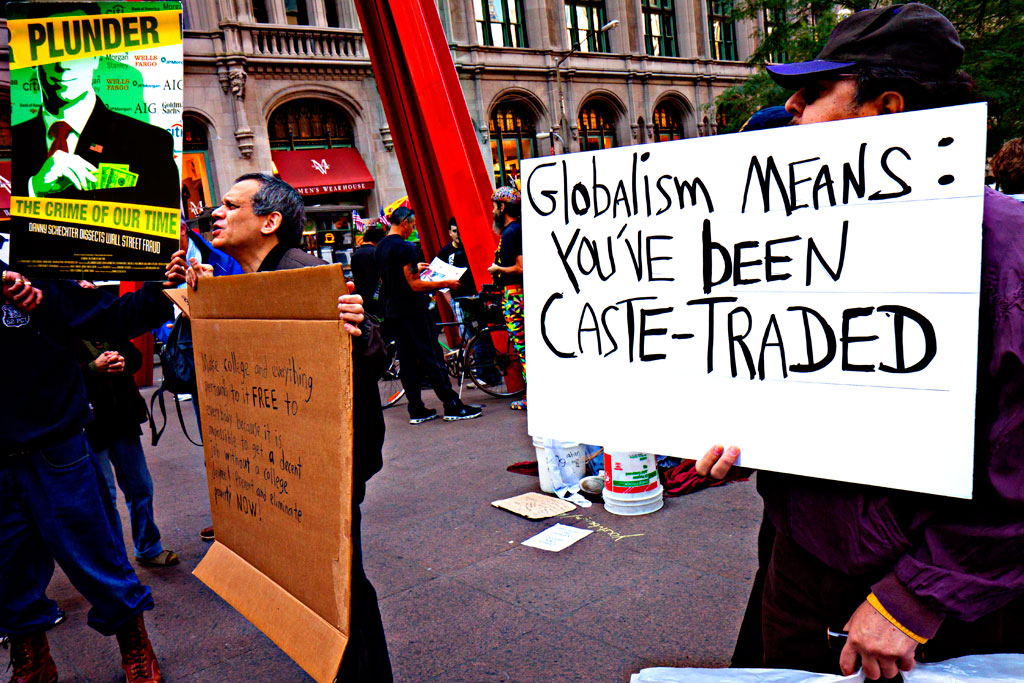 CASTE-TRADED--Manhattan