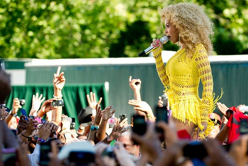 Beyonce Good Morning America Pictures