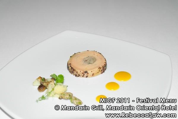 2011 MIGF - Mandarin Grill, Mandarin Oriental-1