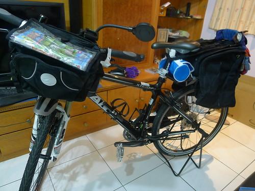 我的環島單車-貓頭鷹號