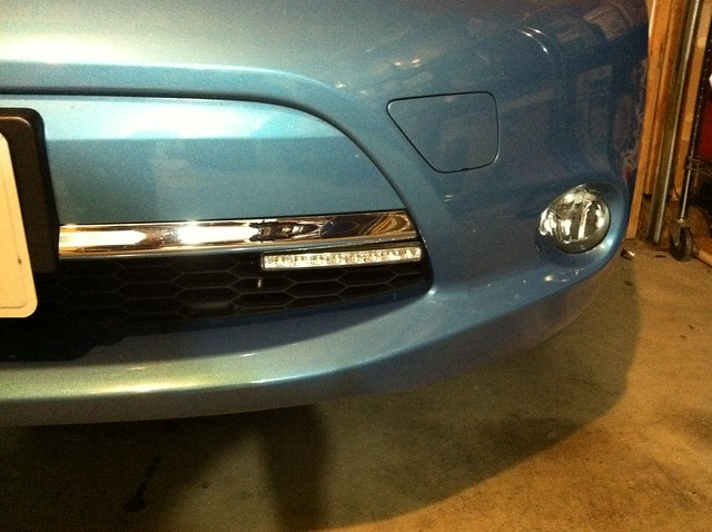 How To Daytime Running Lights Drl Installed For 35