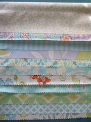 McKenzie fabric samples