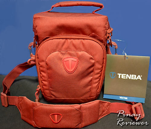 Tenba Vector Top Load 1 in Cadmium Red