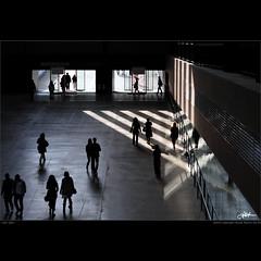 London in my eyes [44] - tate light (guido ranieri da re: work wins, always off) Tags: london architecture nikon tatemodern londra architettura indianajones d700 mygearandme mygearandmepre