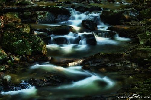 Kent Falls Stream