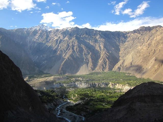Minapin, KKH, Pakistan.