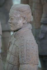 Terracotta warrior - infantry soldier