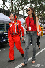 Formula 1 Grand Prix, Monaco, Sunday Pre-Race Grid (bunion lover) Tags: portrait one sunday may f1 montecarlo monaco grandprix formula1 gp formel1 formel 27275052007