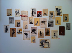 James Gallagher (billy craven) Tags: chicago collage mixedmedia stussy galleryshow jamesgallagher pawnworks frequentfits