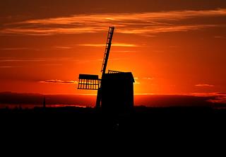 Bloxham Grove Windmill....