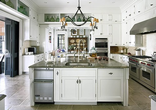 Jackie Lanham huge country kitchen