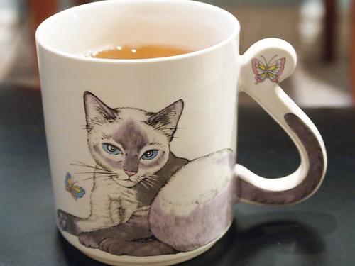 pretty kitty Cat Mug
