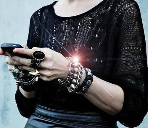 ebay spiked bracelet 21 oct