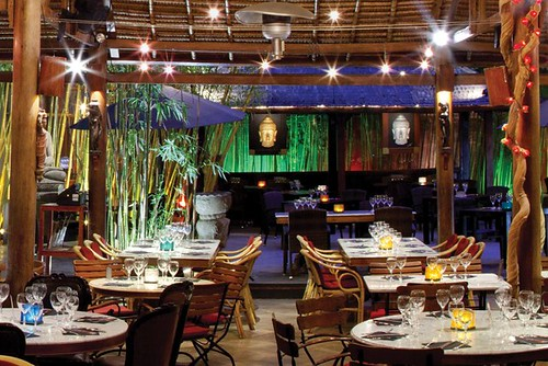 Bambuddha Grove, Ibiza restaurant