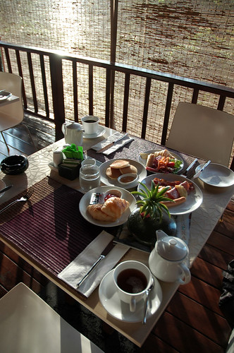Villa Zolitude - Breakfast