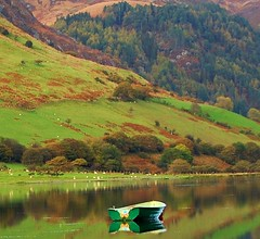 tal-y-llyn lake gywnedd wales (plot19) Tags: uk autumn trees house lake water wales nikon britain abigfave anawesomeshot plot19 scotland09etc