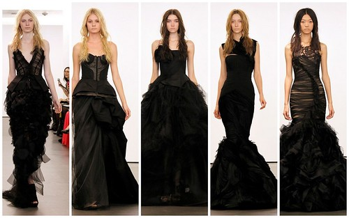 Halloween Wedding Inspiration by Vera Wang by Nina Renee Designs