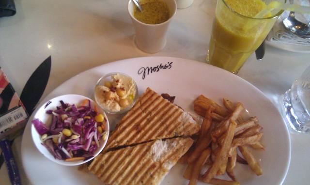 Moshe's mumbai