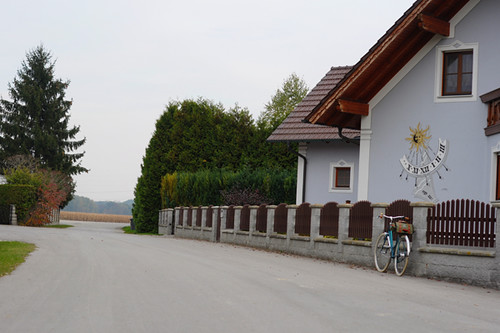 Villages, Between Tulln and Traismauer