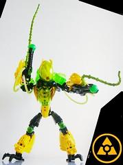 Meltdown ( Sparks ) Tags: factory lego hero meltdown moc