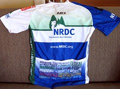 NRDC jersey, rear (FK Benfield)