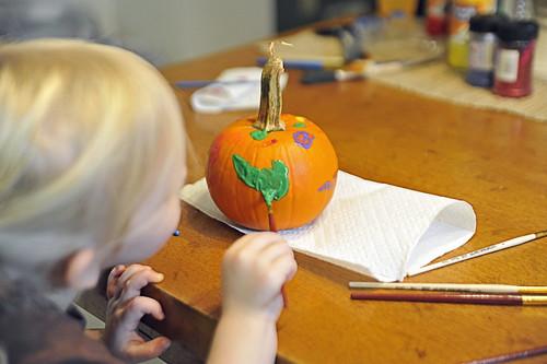 228 mckenzie pumpkin painting