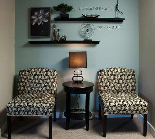 Kneaded Care sitting area - #294/365 by PJMixer
