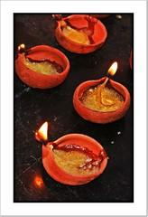 Happy Diwali (ajitchouhan) Tags: lights candles deepawali festivalofindia happydiwali
