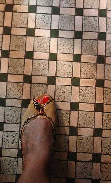 Alexander McQueen Shoe Wish