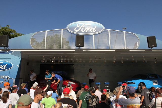 Ford Experience at Homestead Miami Speedway