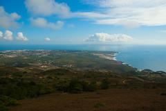 The view! (NunoVicente) Tags: ocean sea summer beach portugal nature landscape mar cabo natural lisboa lisbon natureza sintra atlantic vero roca oceano atlantico waterscape ilustrarportugal
