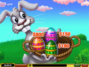 free Easter Surprise slot bonus