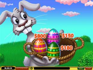 free Easter Surprise slot bonus