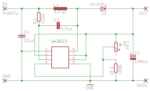 dcdc schematic