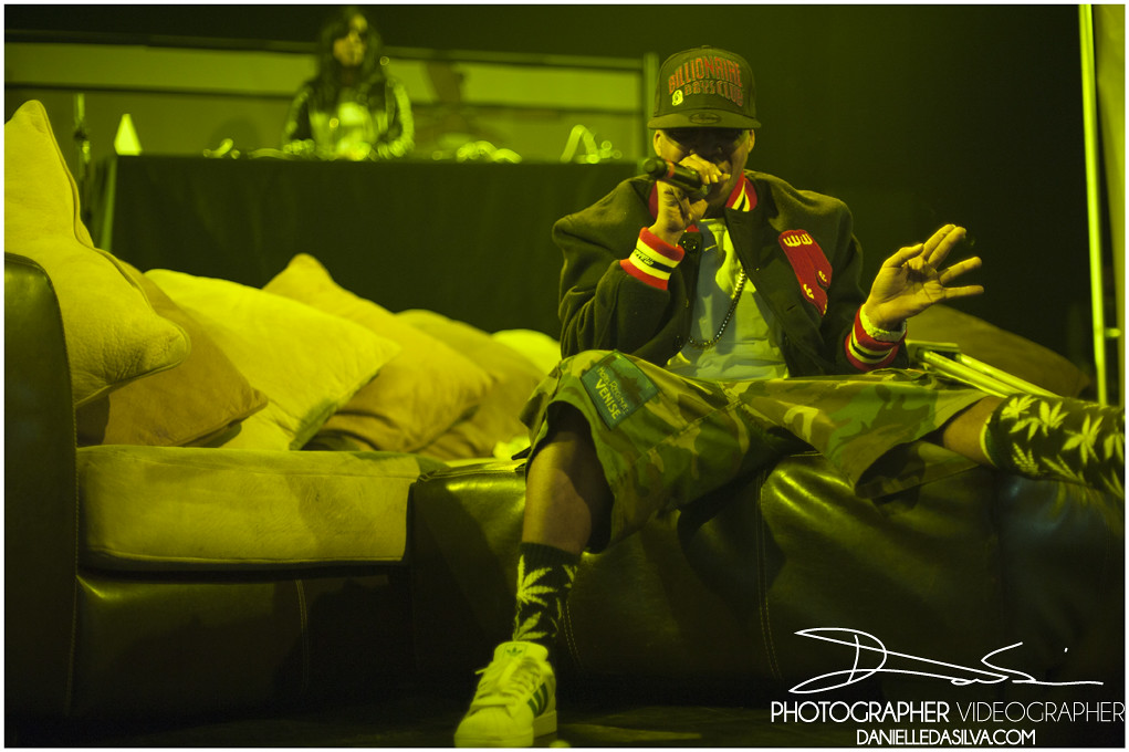 Smokers Club Tour 2011 in Toronto