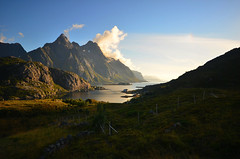 #0748 Lofoten Gloaming (Fjordblick) Tags: shadow sky mountains nature water norway clouds landscape norge wasser natur norwegen himmel wolken arctic berge dmmerung nor landschaft schatten nordnorge landskap norsk nordland nordnorwegen arktis northernnorway kleppstad mygearandme mygearandmepremium mygearandmebronze mygearandmesilver mygearandmegold mygearandmeplatinum mygearandmediamond ruby10 ruby15 vigilantphotographersunite vpu2 vpu3 vpu4 vpu5 vpu6 vpu7 vpu8 vpu9 vpu10 frameitlevel1 frameitlevel3 frameitlevel2 frameitlevel4 frameitlevel5 frameitlevel6 frameitlevel7 frameitlevel8 frameitlevel9 frameitlevel10