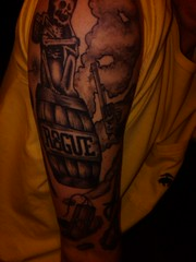 roguetattoo (Rogue Ales) Tags: tattoo ink rogue rogueales deadguy roguebrewery beertattoos