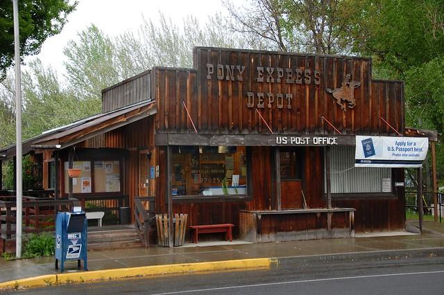 Pony Express Depot