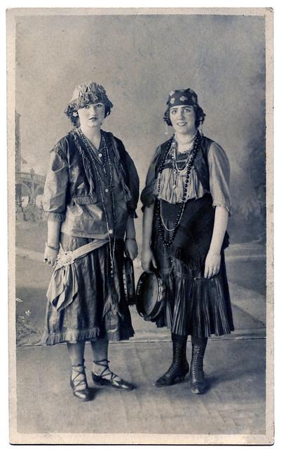 Vintage Gypsy Costumes