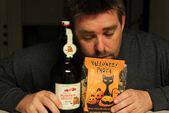Day 1032 - Day 302 (rhome_music) Tags: christmas halloween dinner canon blackcat pumpkin photography nbc sister cider before pasta nightmare dailyphoto dayinthelife sherri year3 photojournal michaelmeyers canonphotography 365days apicaday personalgoals 365more 365alumni bucketlist 365daysyear3 lifetimedreams t1i 2011inphotos 365days2011 daysin2011 photosin2011 personaldreams