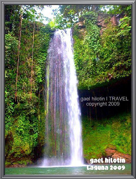 Buruwisan Falls, Laguna photo