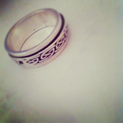 fashion silver ring instagram