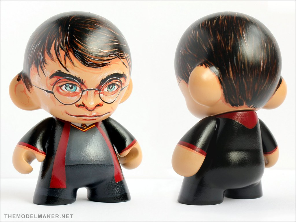 Harry potter munny 1