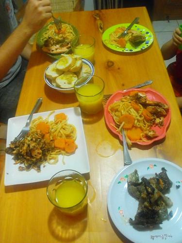Cena dominguera