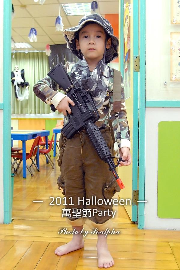 金城-萬聖節Party(全美)-宸