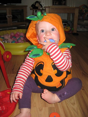 Gracie-pumpkin by Little Bambini