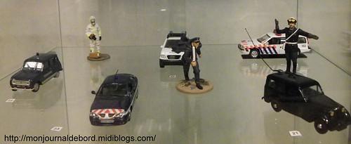 Miniatures de police 04